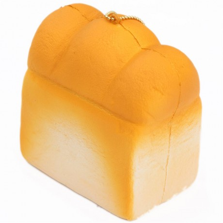 Squishy Loaf Of Bread : cute plain bread loaf squishy charm kawaii Cafe de N - Cute Squishy Shop