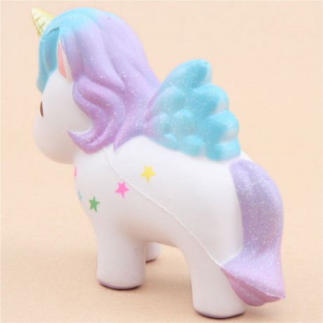 Squishy Donut Unicorn : squishy profumato unicorno bianco Yumeno - Cute Squishy Shop